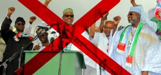 Buhari declares for Nigeria presidency