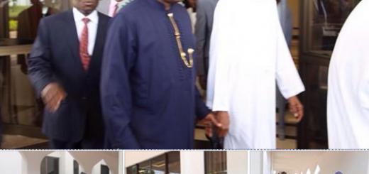 Jonathan handover to Buhari image