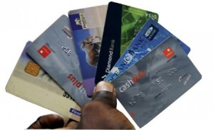 Nigerian ATM cards image