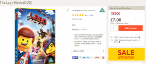 movie cost