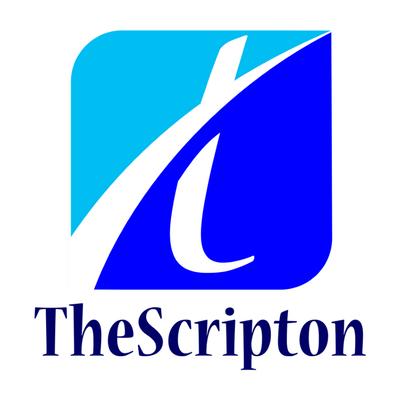 Thescripton logo image